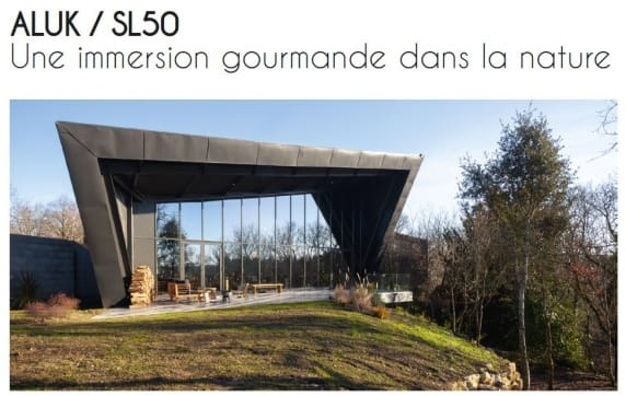 SL50, une immersion gourmande dans la nature
